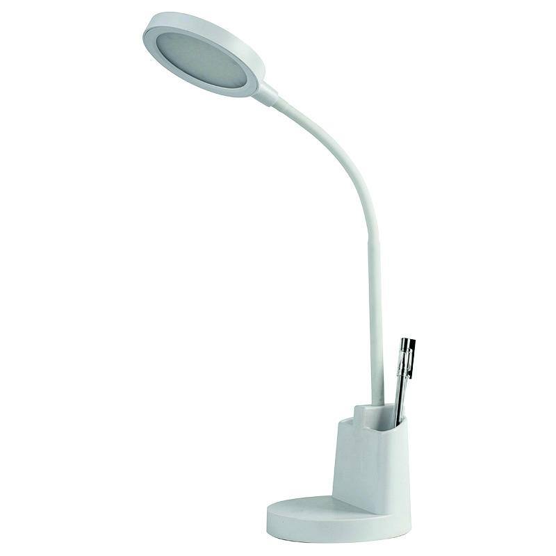 LED desk lamp ANABEL 8W dimming - DL1206/W