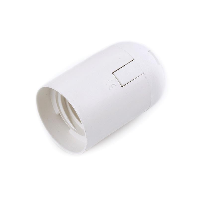 Bushing E27 PC/white-BH211