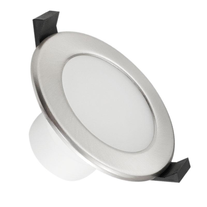 LED light 7W/IP44/DR01/SMD/4000K/SI - LDL153/S