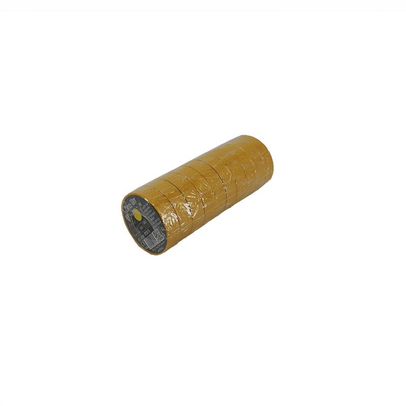 Insulation tape 15mm/10m yellow -TP1510/YE