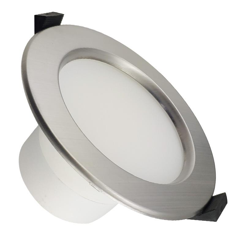 LED light 10W/IP44/DR01/SMD/4000K/SI - LDL154/S