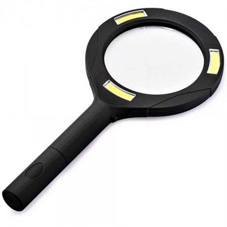 Magnifying glass 5xZOOM with LED light - LM102
