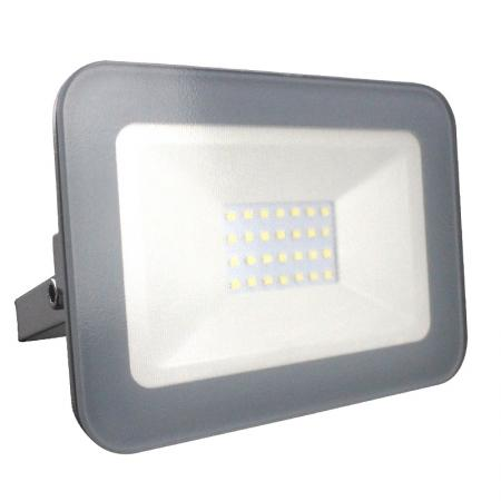 LED HQ floodlight 20W/4000K/GY - LF2222