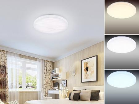 LED light OPAL+remote control 50W/CLR1/SMD/RC - LC801W