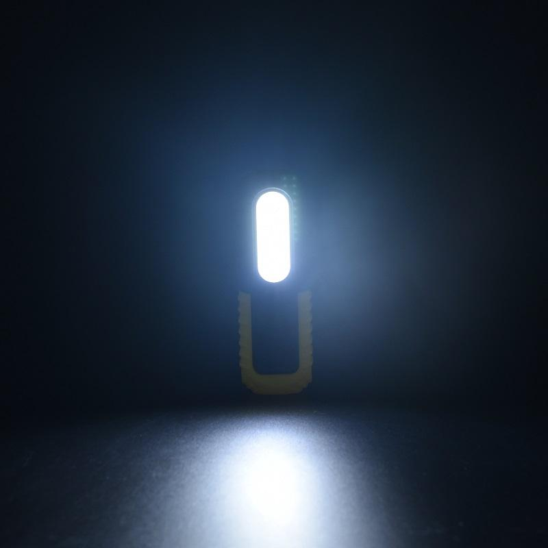 LED working rechargeable light - WL02R
