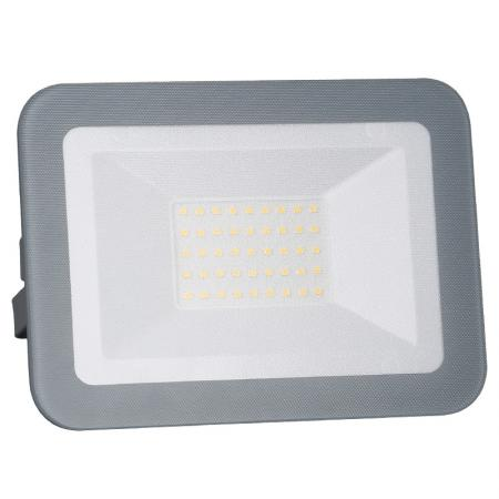 LED HQ floodlight 30W/4000K/GY - LF2223