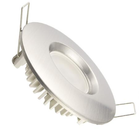 LED light 7W/IP44/DR02/SMD/4000K/SI - LDL253/S