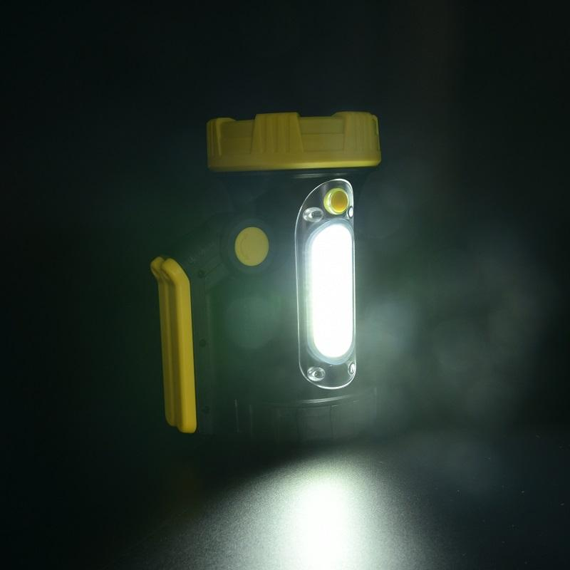 LED rechargeable light+powerbank - FS03R