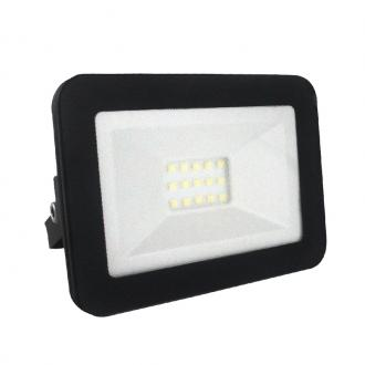 LED HQ floodlight 10W/4000K/BK - LF2021