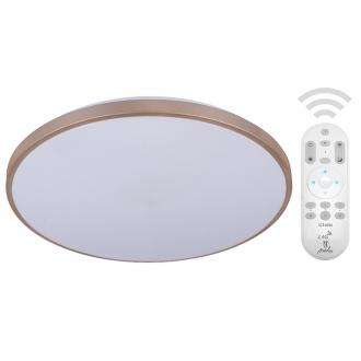 LED light OPAL+remote control 50W/CLR0/SMD/RC/GD - LC801A/GD