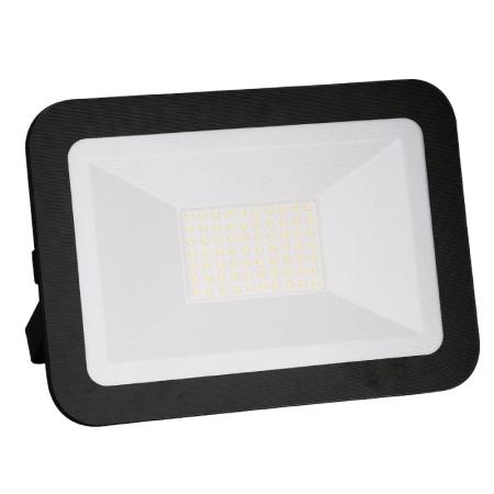 LED HQ floodlight 50W/4000K/BK - LF2024