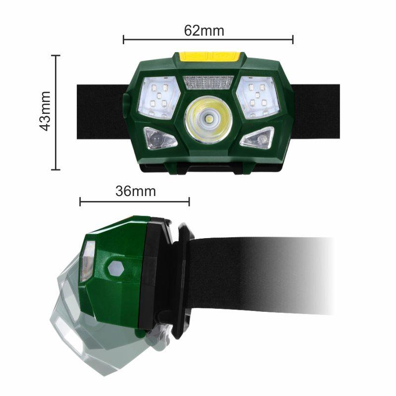 LED rechargeable headlight - LH01R